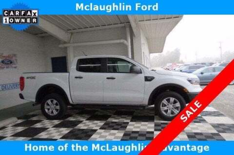 2019 Ford Ranger for sale at McLaughlin Ford in Sumter SC