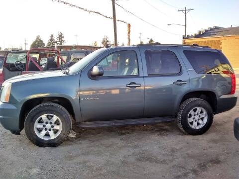2008 GMC Yukon for sale at Good Guys Auto Sales in Cheyenne WY