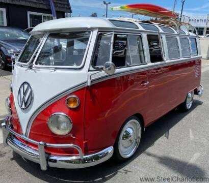 1965 Volkswagen Bus for sale at Steel Chariot in San Jose CA