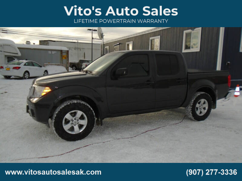 2012 Nissan Frontier for sale at Vito's Auto Sales in Anchorage AK