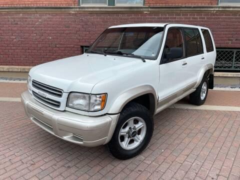 2002 Isuzu Trooper for sale at Euroasian Auto Inc in Wichita KS