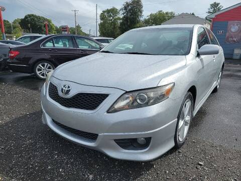 2010 Toyota Camry for sale at Top Quality Auto Sales in Westport MA