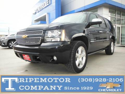 2011 Chevrolet Suburban for sale at Tripe Motor Company in Alma NE
