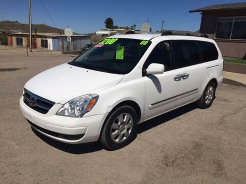 2008 Hyundai Entourage for sale at Hilltop Motors in Globe AZ