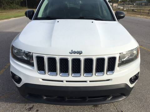 2014 Jeep Compass for sale at Gulf Financial Solutions Inc DBA GFS Autos in Panama City Beach FL