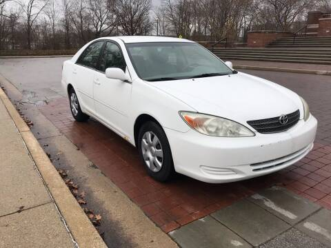 2002 Toyota Camry for sale at Third Avenue Motors Inc. in Carmel IN