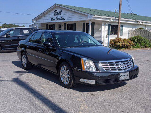 2009 Cadillac DTS for sale at Best Used Cars Inc in Mount Olive NC