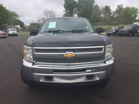 2013 Chevrolet Silverado 1500 for sale at Beckham's Used Cars in Milledgeville GA