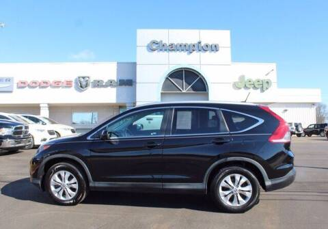 2014 Honda CR-V for sale at Champion Chevrolet in Athens AL