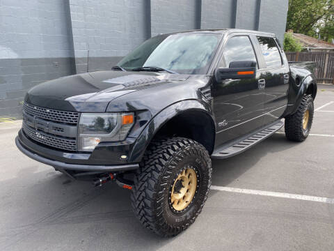 2014 Ford F-150 for sale at APX Auto Brokers in Lynnwood WA