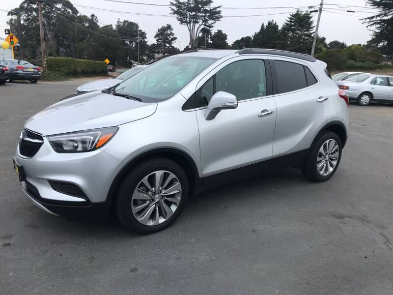 2017 Buick Encore for sale at HARE CREEK AUTOMOTIVE in Fort Bragg CA