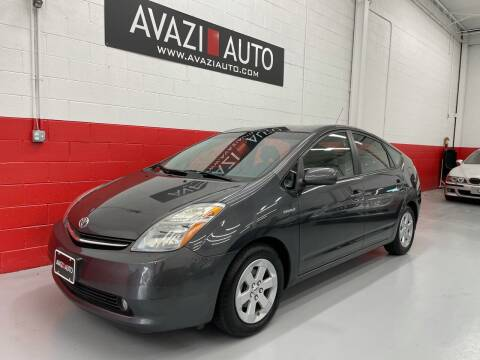 2007 Toyota Prius for sale at AVAZI AUTO GROUP LLC in Gaithersburg MD