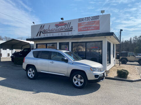 2012 Jeep Compass for sale at Mechanicsville Auto Sales in Mechanicsville VA