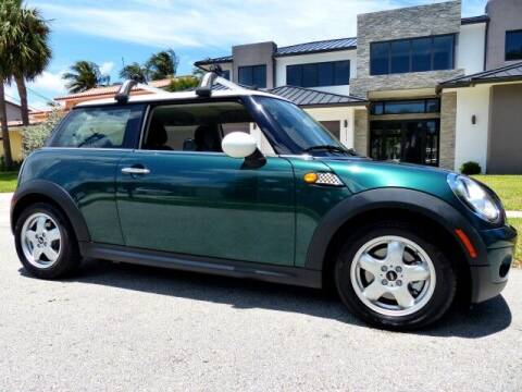 2008 MINI Cooper for sale at Lifetime Automotive Group in Pompano Beach FL