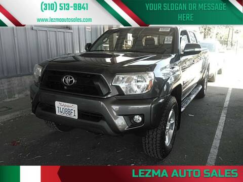 2012 Toyota Tacoma for sale at Auto Emporium in Wilmington CA