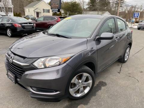 2016 Honda HR-V for sale at Platinum Auto in Abington MA
