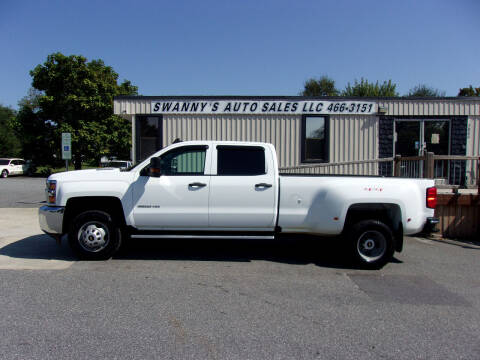 2016 Chevrolet Silverado 3500HD for sale at Swanny's Auto Sales in Newton NC