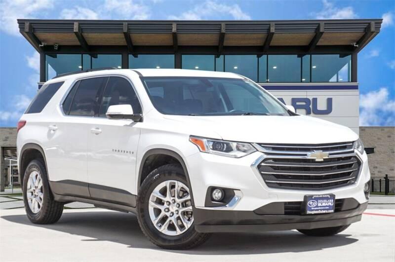 2019 Chevrolet Traverse for sale at Douglass Automotive Group - Douglas Subaru in Waco TX