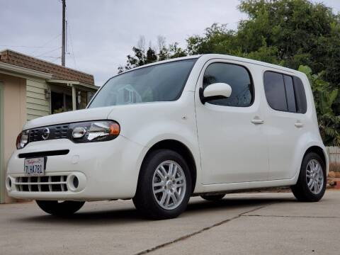 2012 Nissan cube for sale at Gold Coast Motors in Lemon Grove CA