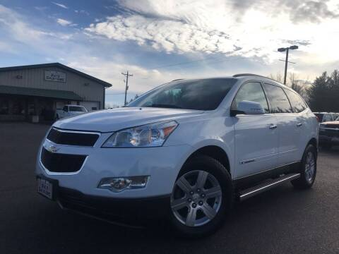 2009 Chevrolet Traverse for sale at Lakes Area Auto Solutions in Baxter MN