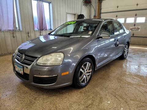 2006 Volkswagen Jetta for sale at Sand's Auto Sales in Cambridge MN