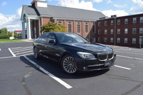 2009 BMW 7 Series for sale at U S AUTO NETWORK in Knoxville TN