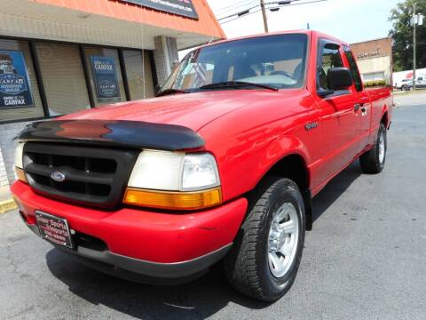 2000 Ford Ranger for sale at Super Sports & Imports in Jonesville NC
