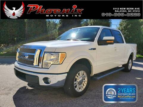 2012 Ford F-150 for sale at Phoenix Motors Inc in Raleigh NC