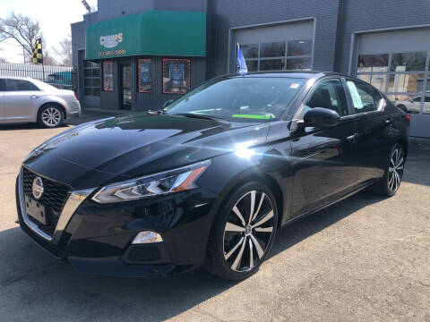 2020 Nissan Altima for sale at Champs Auto Sales in Detroit MI