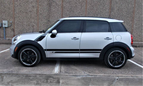 2012 MINI Cooper Countryman for sale at M G Motor Sports in Tulsa OK