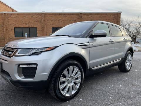 2017 Land Rover Range Rover Evoque for sale at Vantage Auto Wholesale in Lodi NJ