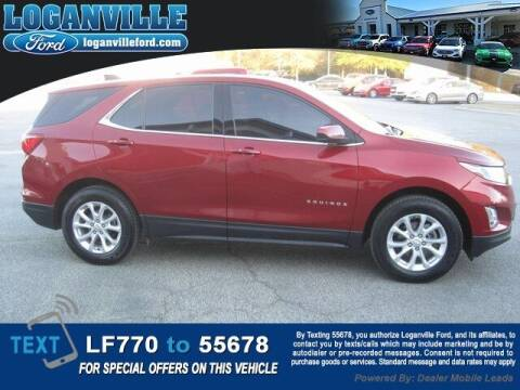 2018 Chevrolet Equinox for sale at Loganville Quick Lane and Tire Center in Loganville GA
