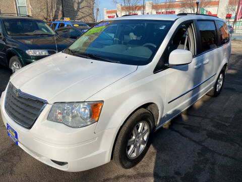 2010 Chrysler Town and Country for sale at 5 Stars Auto Service and Sales in Chicago IL