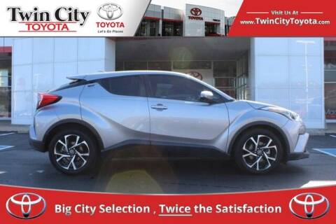 2018 Toyota C-HR for sale at Twin City Toyota in Herculaneum MO