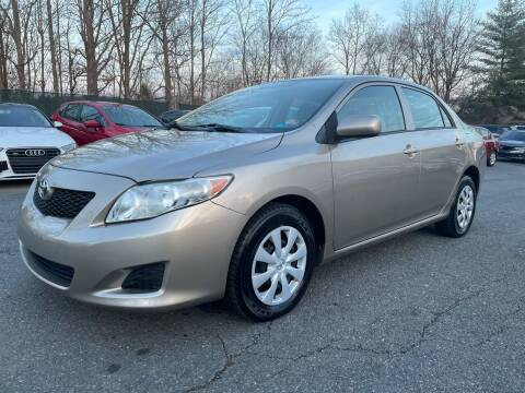 2010 Toyota Corolla for sale at Dream Auto Group in Dumfries VA