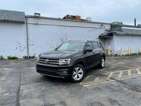 2018 Volkswagen Atlas for sale at Santa Motors Inc in Rochester NY