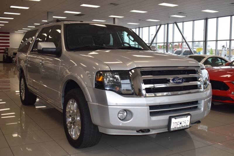 2013 Ford Expedition EL for sale at Legend Auto in Sacramento CA