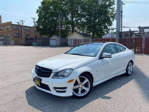 2012 Mercedes-Benz C-Class for sale at ARCH AUTO SALES in Saint Louis MO