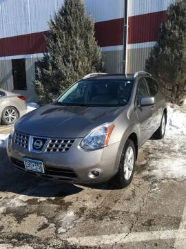 2009 Nissan Rogue for sale at Specialty Auto Wholesalers Inc in Eden Prairie MN