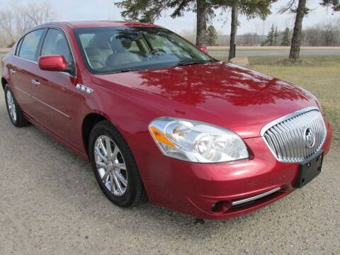 2011 Buick Lucerne for sale at Buy-Rite Auto Sales in Shakopee MN