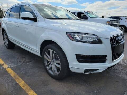 2014 Audi Q7 for sale at Rizza Buick GMC Cadillac in Tinley Park IL