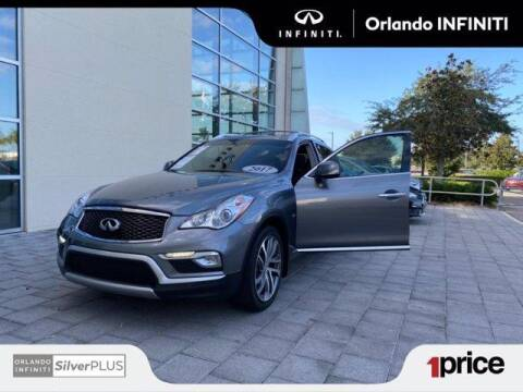 2017 Infiniti QX50 for sale at Orlando Infiniti in Orlando FL