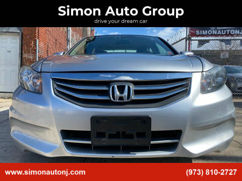 2011 Honda Accord for sale at Simon Auto Group in Newark NJ