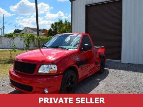 1999 Ford F-150 SVT Lightning for sale at US 24 Auto Group in Redford MI