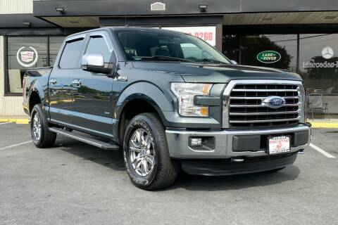 2015 Ford F-150 for sale at Michaels Auto Plaza in East Greenbush NY
