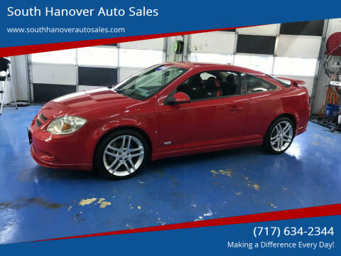 2009 Chevrolet Cobalt for sale at South Hanover Auto Sales in Hanover PA