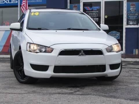 2014 Mitsubishi Lancer for sale at VIP AUTO ENTERPRISE INC. in Orlando FL
