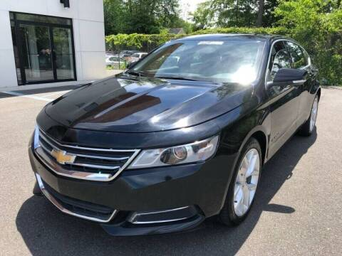 2017 Chevrolet Impala for sale at MAGIC AUTO SALES in Little Ferry NJ