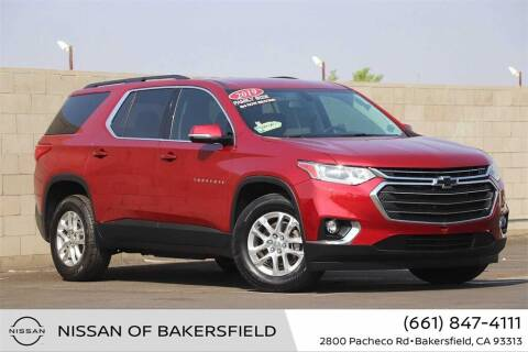 2019 Chevrolet Traverse for sale at Nissan of Bakersfield in Bakersfield CA
