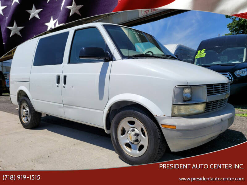 2004 Chevrolet Astro Cargo for sale in Brooklyn, NY
